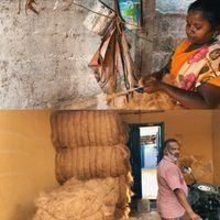 லாக்டவுனில் கயிறு தயாரிக்கும் குறு வியாபாரிகளின் நிலை | Ground Report | வீடியோ