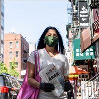 Asian Americans, harassed over coronavirus, push back on streets, social media