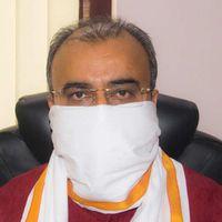 बिहार कांग्रेस के निशाने पर स्वास्थ्य मंत्री मंगल पांडेय क्यों हैं?
