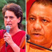 I am Indira Gandhi's granddaughter: Priyanka dares Yogi govt to take action against her