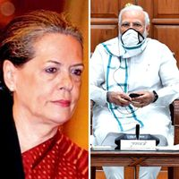 Sonia Gandhi asks PM Modi: if China hasn't captured territory in Galwan, why were our 20 jawans martyred?