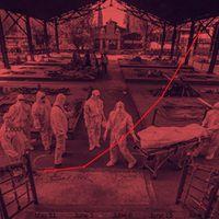 दिल्ली:अनलॉक में कोरोना से मौत के मामले 400% बढ़े,अभी और भयानक हालात देखना बाक़ी