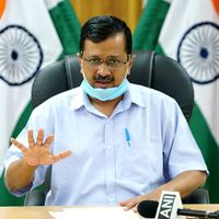 Kejriwal accepts COVID death toll in Delhi increased due to lack of beds