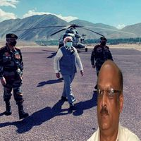 What does PM Modi's visit to Ladakh and swipe at China mean for armed forces: Discussion with Brigadier Debashish Das