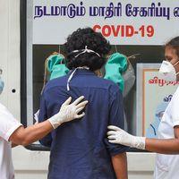 कोरोनावायरस : तमिलनाडु में लगातार तीसरे दिन मिले 4 हजार से अधिक मामले