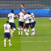 Lo Celso excels as Tottenham beat Everton