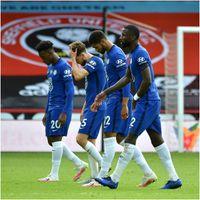 Premier League: Sheffield United put Chelsea's Champions League hopes in jeopardy