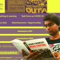 Lockdown:दिल्ली विश्वविद्यालय में खुली किताब वाले Online Exam से कितने खुश हैं Students और DUTA?