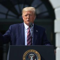 US doing 'very well' in fight against COVID-19, India having a 'tremendous problem', says Trump