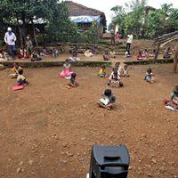 'Speaker Brother': Loudspeakers teach children after coronavirus disrupts schooling