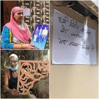 पूर्वोत्तर दिल्ली में हिंदुओं के पलायन का ये है सच, मकानों के बाहर 'बिकाऊ है' पोस्टर की पढ़िए पूरी तफ़्तीश