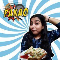 Pakao | Ep 18 | Debosmita Ganguly: Happy Bellies | Cheese Garlic Bread