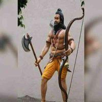 उत्तर प्रदेश की राजनीति में परशुराम की मूर्ति के सहारे ब्राह्मणों को साधने की कोशिश