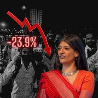 Economist Jayati Ghosh on what -23.9% GDP contraction means & if the worst is behind us