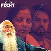 80 crore Indians pushed below the poverty line: Economist Arun Kumar