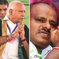 Yediyurapa brushes aside speculation of JDS joining K'taka BJP govt