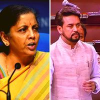 Will definitely pay the states' share of GST: FM Nirmala Sitharaman