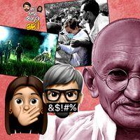ഇന്ത്യയില് നടക്കുന്നത് ഗാന്ധി അറിയേണ്ട! | Kinjanoji