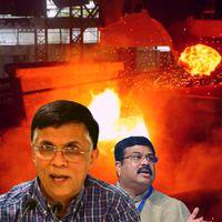 Congress alleges iron ore export scam of Rs 12,000 crore during Modi Govt
