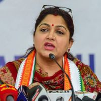 Congress spokesperson Khushbu Sundar quits party, says she was 'suppressed'