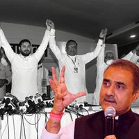 Bihar Election: Snubbed by Grand Alliance, NCP to contest polls independently