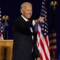 Who are Joe Biden's distant relatives living in India?