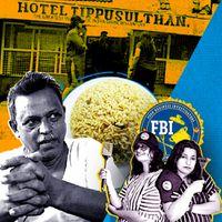 Video: ഇറച്ചിച്ചോറ് വിളമ്പുന്ന ടിപ്പു സുൽത്താൻ | 30 Year Old Hotel | FBI Episode-3