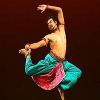 Men In Indian Classical Dance