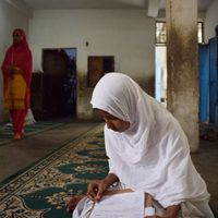 On The Inside: Life In A Girls' Madrasa