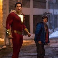 Lights, Camera, Discussion #4: A Spoiler Filled Discussion On Shazam And The DC Extended Universe