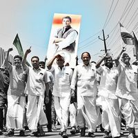 कांग्रेस की वायनाड के रास्ते दक्षिण भारत फतह करने की योजना