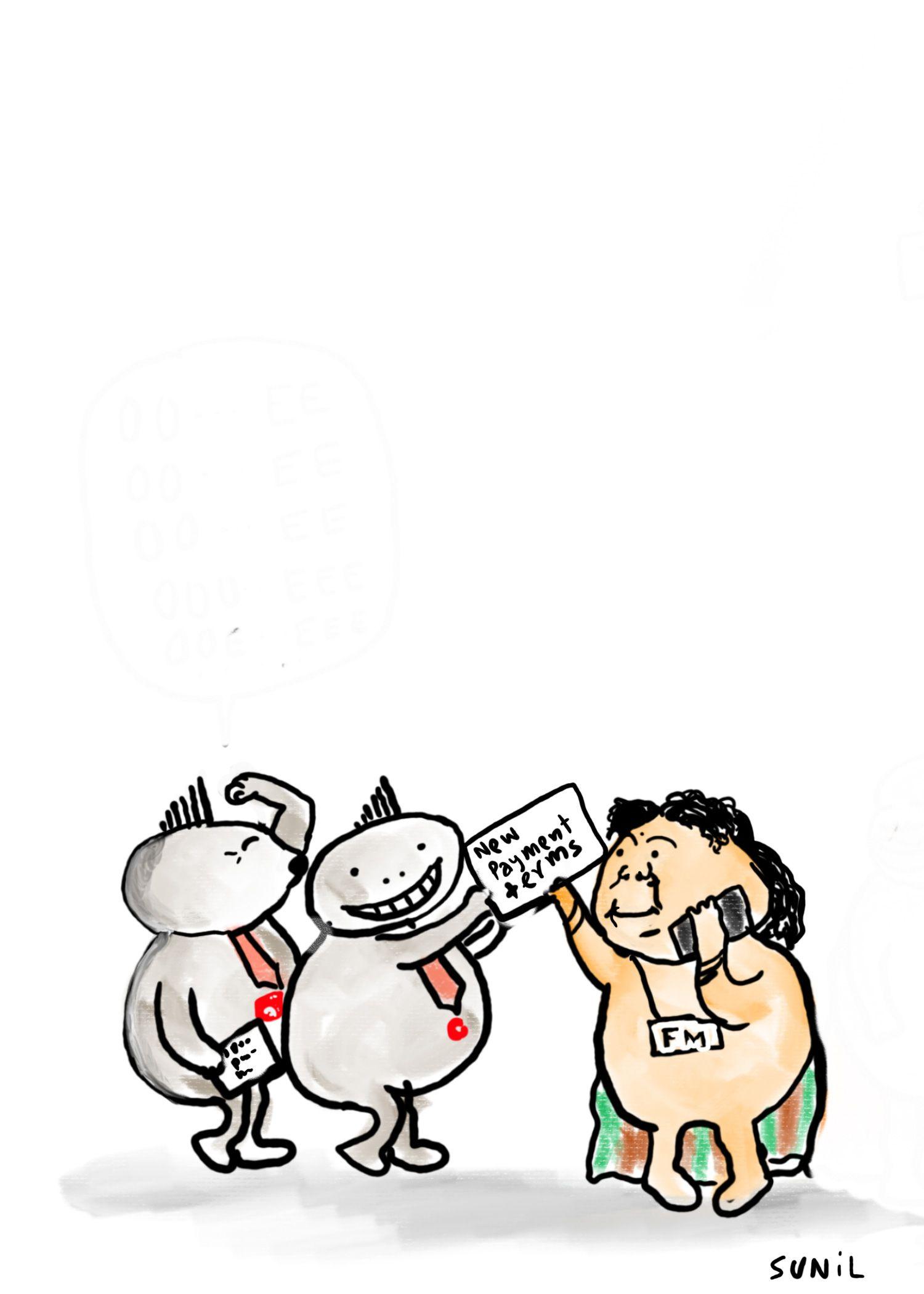 കുടിശിക ഉടന് തരേണ്ടെന്ന് ടെലികോം കമ്പനികളോട് കേന്ദ്രം
