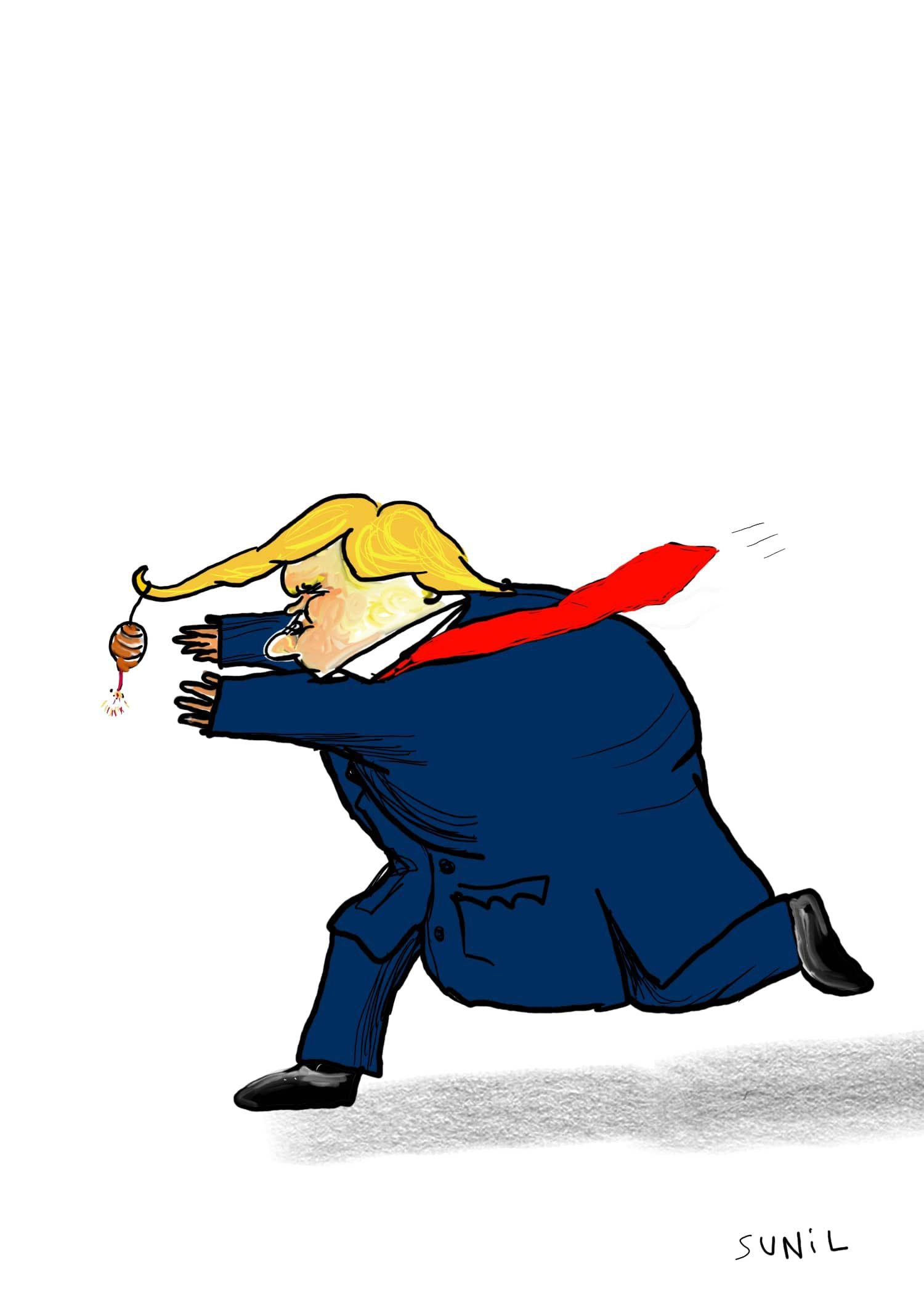 Trumpeach