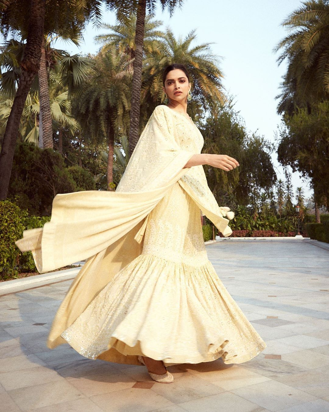 Deepika Padukone shows how to wear saree for any occasion