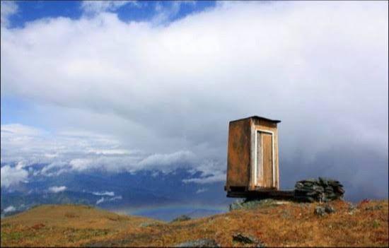 Extreme Toilet- Siberia