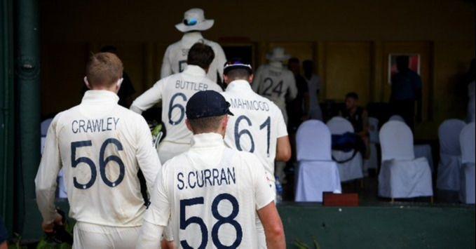 (England Cricket Team)