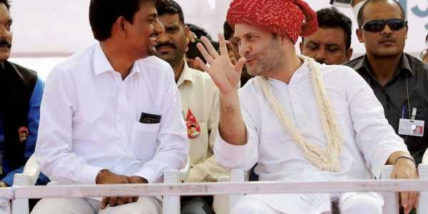 Rahul Gandhi along with Hardik, Jignesh and Alpesh had managed to create a wave against the BJP in December 2017.