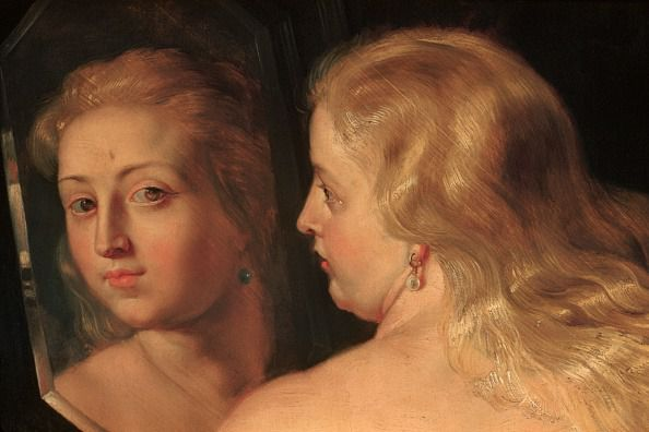 Detail of The Toilet of Venus by Peter Paul Rubens (Photo by Francis G. Mayer/Corbis/VCG via Getty Images)