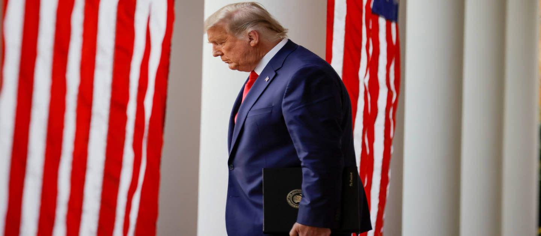 राष्ट्रपति डॉनल्ड ट्रंप.