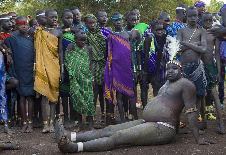 (Bodi Tribe. Photo Credit: Eric Laforrgue)