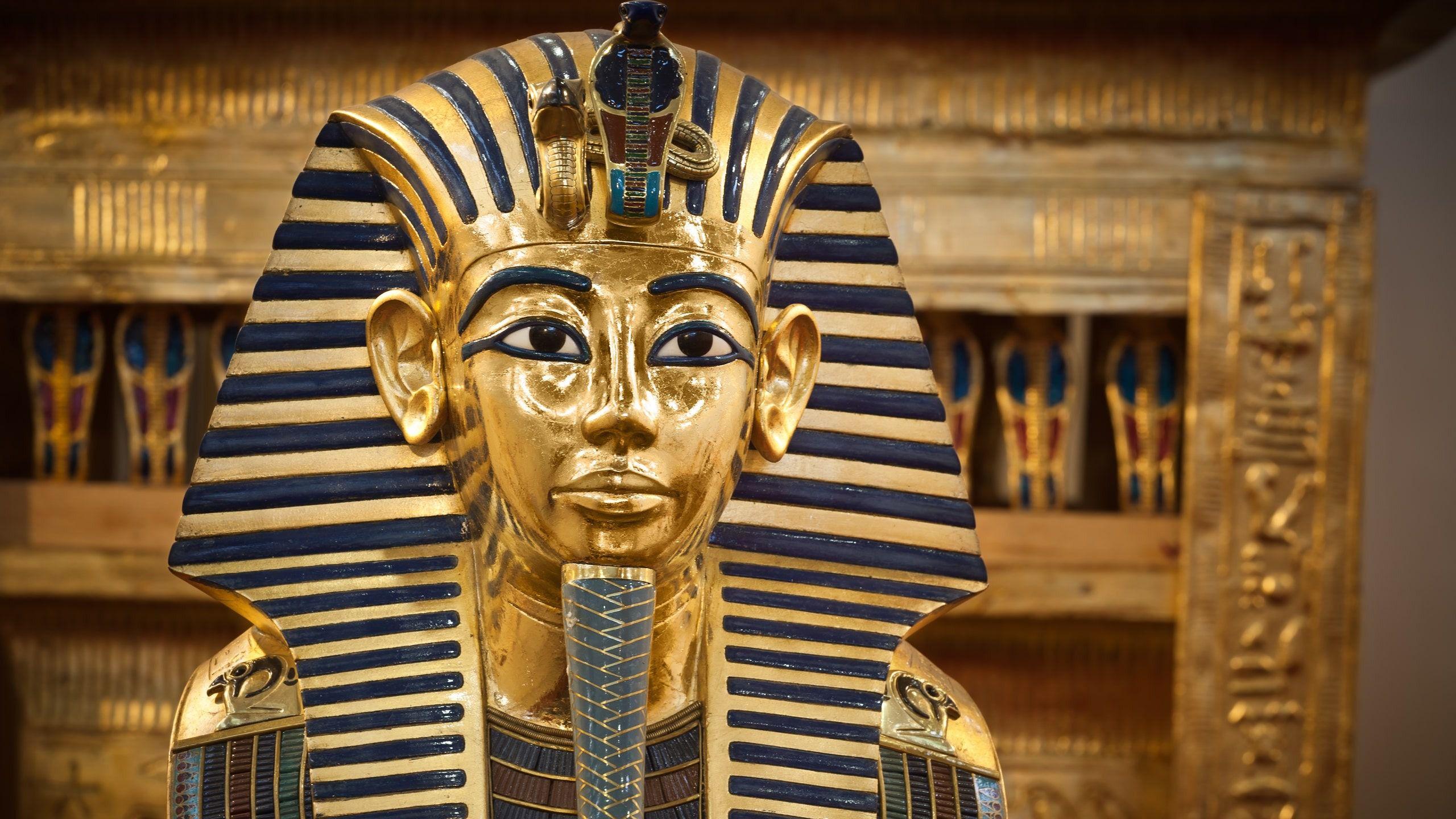(Tutankhamun, Photo: Getty Images)