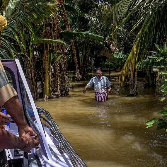 Flood Relief Controversies: Kerala excluded and asked to pay for rice; false figures alleged in Karnataka