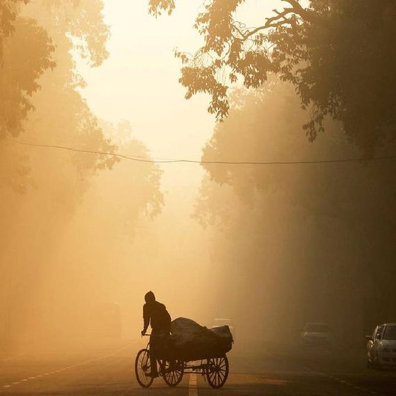New Delhi retains 'world's most polluted capital' tag for 2nd straight year